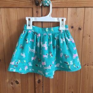Carter's 4T 🐩 Skirt
